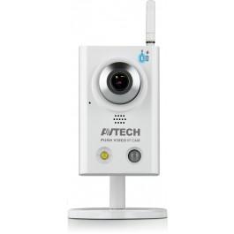 AvTech WiFi IP camera AVN813 met Push-technologie 1,3MegaPixel