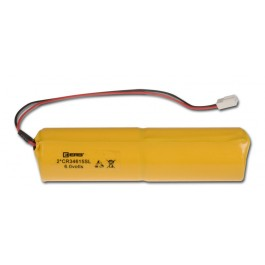 Lithium batterij 6V voor Jablotron JA-80A buitensirene