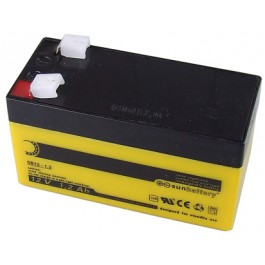 Batterij 1,2 Ah