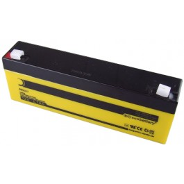 Batterij 2,1 Ah