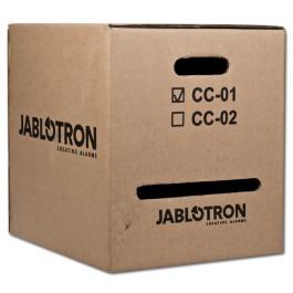 Jablotron 300m alarmkabel 2 x 0,51mm & 2 x 0,81mm