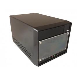 Compacte computer met GeoVision software en 4 HD-SDI ingangen (uitbreidbaar tot 8)