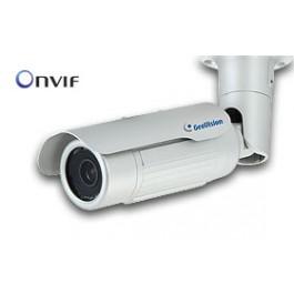 GeoVision GV-BL1210 1,3MP IP camera met 3x zoom,  autofocus, IP66 & IK10
