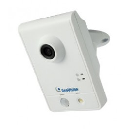 GeoVision GV-CA220 2MP Cube camera met PIR detector