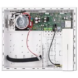 Jablotron JA-106KR centrale met ingebouwde GSM/GPRS en LAN communicator en radio module