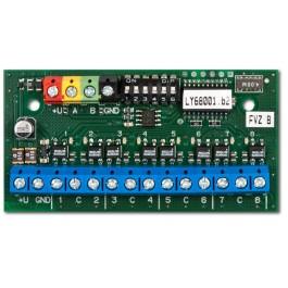 Jablotron JA-118N 8 schakelcontacten (output) met bus aansluiting