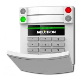 Jablotron JA-153E draadlos codeklavier met RFID scanner en een toetsenbord