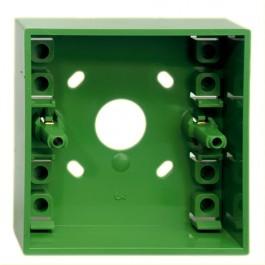 Groene inbouwmodule voor handmelders