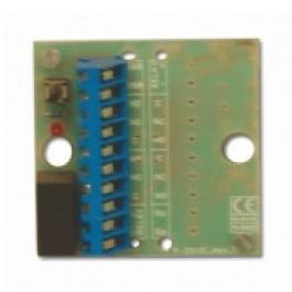AlarmTech RC010 schakelrelais met dubbel wisselcontact