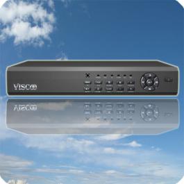VISCOO 8 kanaals recorder VIS208
