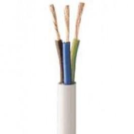 Elektriciteitskabel VTLB 3 x 0,75mm² soepel (rol van 100m)