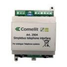 Comelit telefoon interface 2904