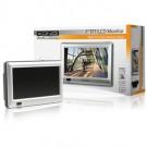 "7"" LCD monitor met verpakking"